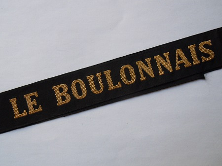 LE BOULONNAIS RUBAN LEGENDE POST 1945 ORIGINAL